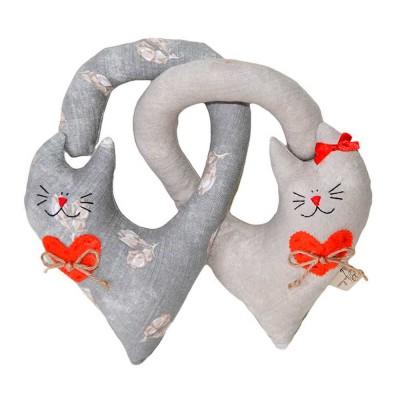 Декор «Парочка котов Allure» Прованс