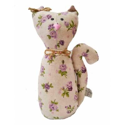 Декор «Кот-Lilac Rose» Прованс