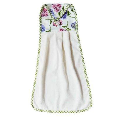 Полотенце с пуговицами «Садовые цветы» Прованс