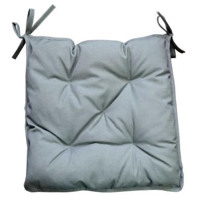 Подушка на стул «Uni Grey» Прованс