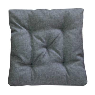 Подушка на стул «Twist-Серый» Прованс