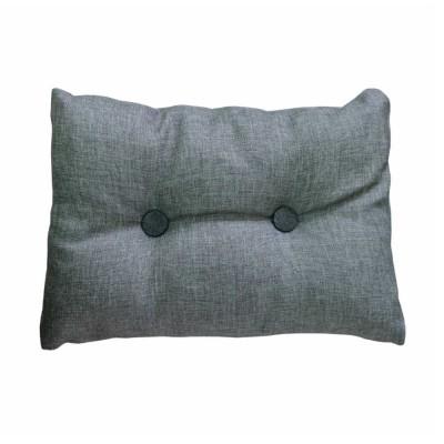 Подушка декор «Twist-Серый» Прованс