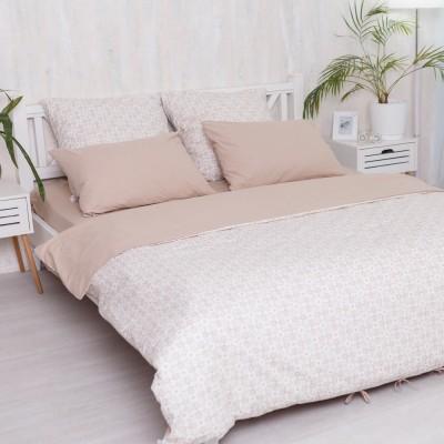 Комплект постельного белья «Royal beige» Прованс