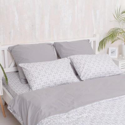 Комплект постельного белья «Royal grey» Прованс