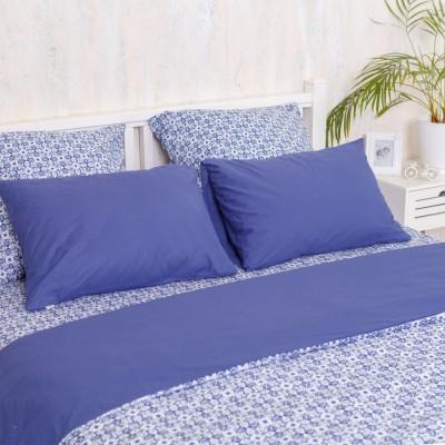 Комплект постельного белья «Royal blue» Прованс