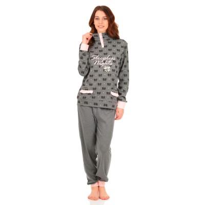 Комплект одежды «Aurora» серый Jokami