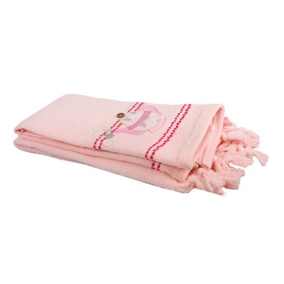 Набор кухонный 2 шт «Teapot» розовый | Fiesta
