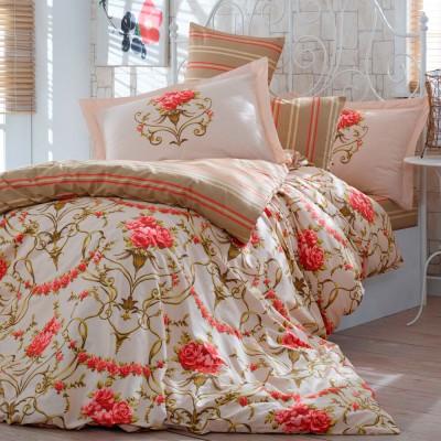 Комплект постельного белья поплин «Ornella» Hobby