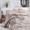 Комплект постельного белья поплин «Serenity» полуторный | серый | Hobby