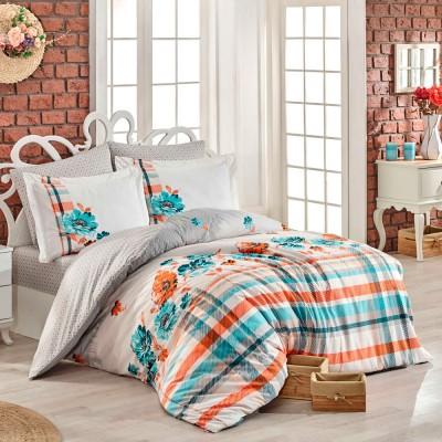Комплект постельного белья поплин «Norma» Hobby