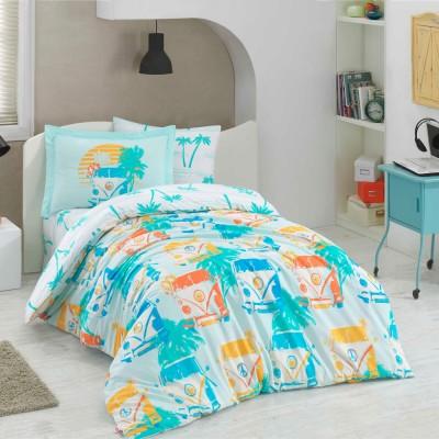 Комплект постельного белья поплин «Renata» Hobby