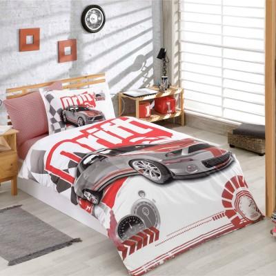 Комплект постельного белья поплин «Drift» Hobby