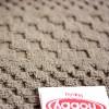 Полотенце «Chequers» коричневый 50*90 Hobby