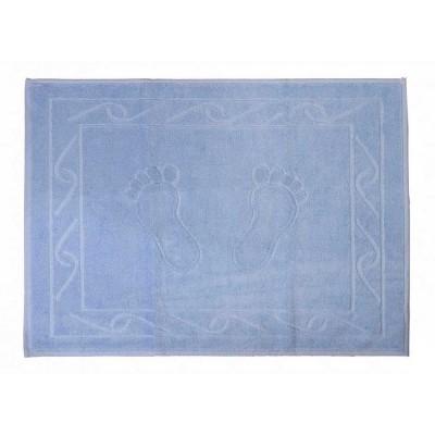 Полотенце для ног «Hayal» голубой | Hobby