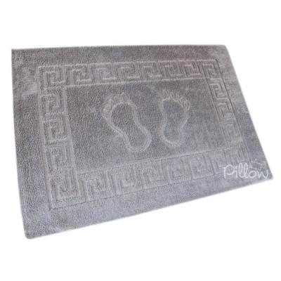 Коврик для ванной «Lotus» 50*70 | серый | Lotus