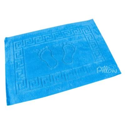 Коврик для ванной «Lotus» 50*70 | синий | Lotus