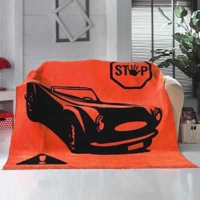 Плед «Retro car» 150*200 | Lotus