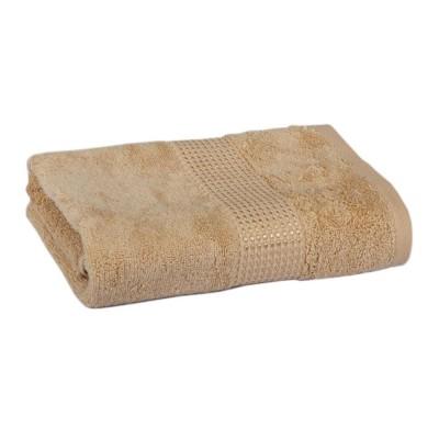 Полотенце «Bamboo Mascon» бежевый | 50*90 | Tac