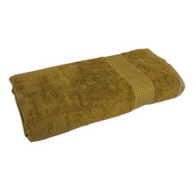 Полотенце «Bamboo Mascon» оливковый | 70*140 | Tac