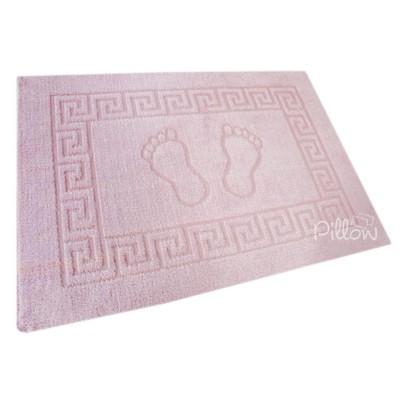 Коврик для ванной «Lotus» 50*70 | светло-розовый | Lotus