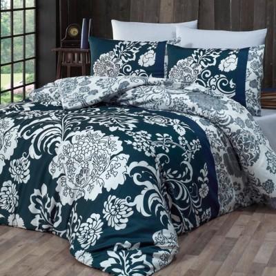 Комплект постельного белья сатин-жаккард «Crista» евро | Victoria