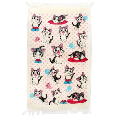 Полотенце махровое «Кошенята» 40*60 | IzziHome