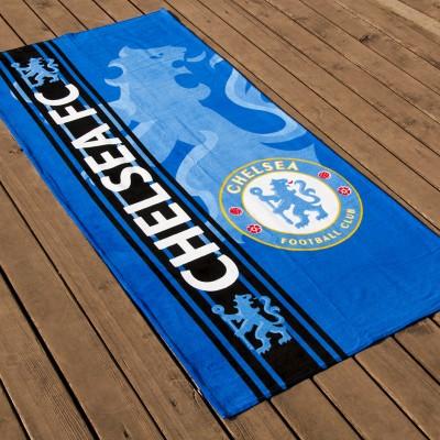 Полотенце пляжное велюр «Chelsea» 75*150 | Lotus