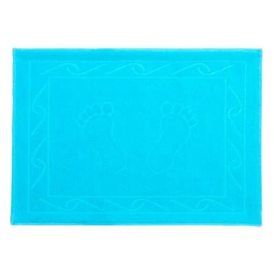 Полотенце для ног «Hayal» 50*70 | голубой | Hobby