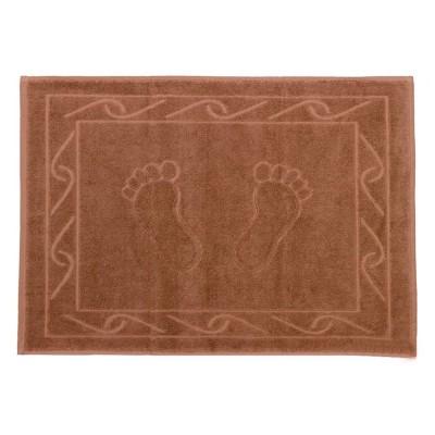 Полотенце для ног «Hayal» 50*70 | коричневый | Hobby