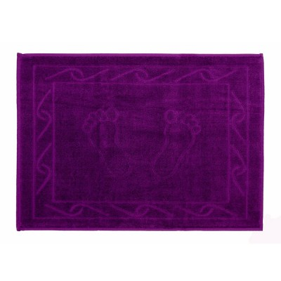 Полотенце для ног «Hayal» 50*70 | фиолет | Hobby